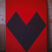 Red Painting 2  1971